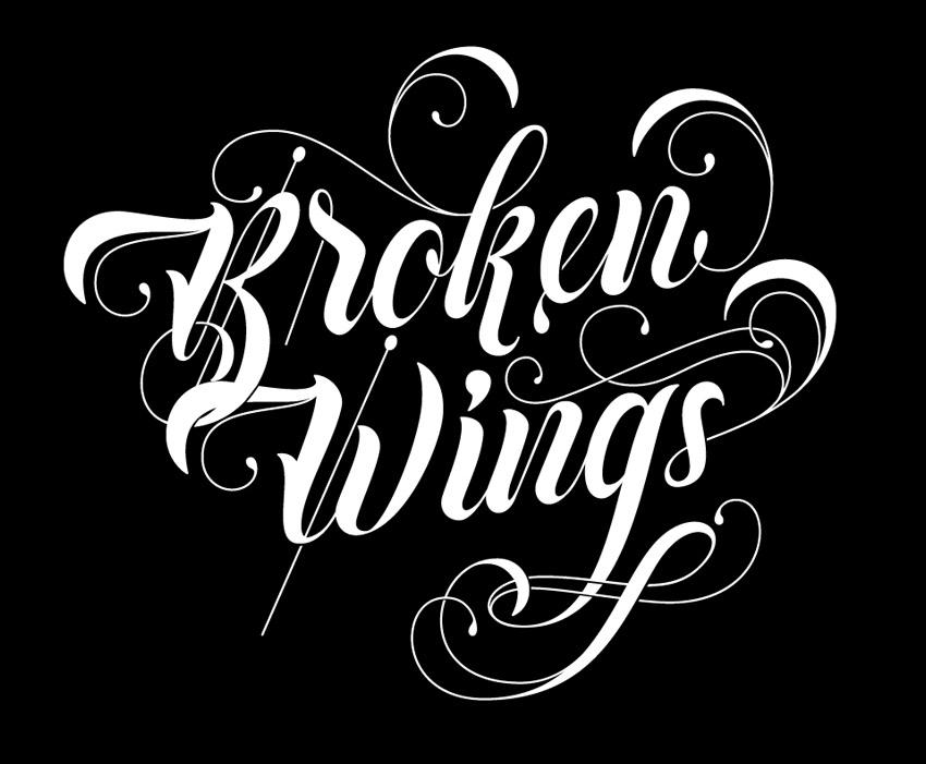 Broken Wings by Ijajil
