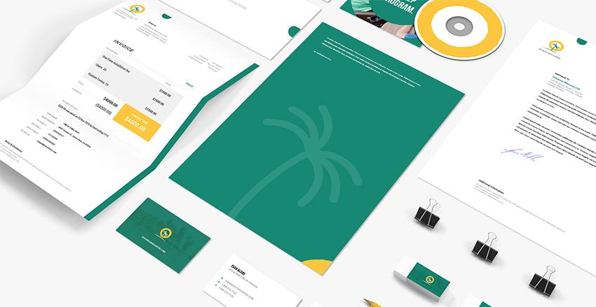 Detox of South Florida Logo Design and Branding by Anton Aladzhov