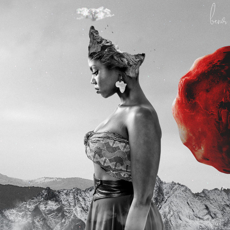 Patricia Afro by Tim Gichuru Bnir