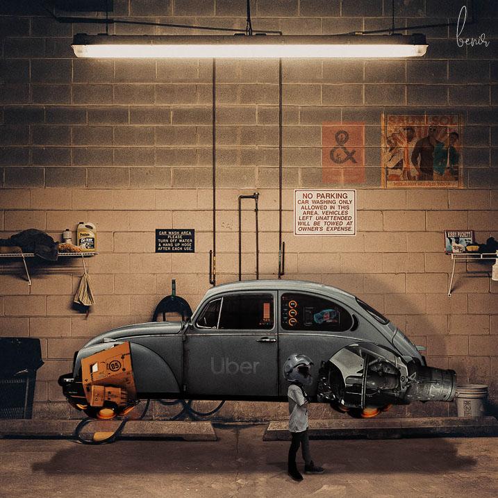 Car 20 by Tim Gichuru Bnir