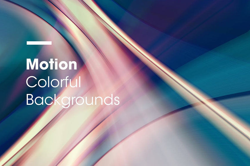 Motion  Colorful Backgrounds by devotchkah