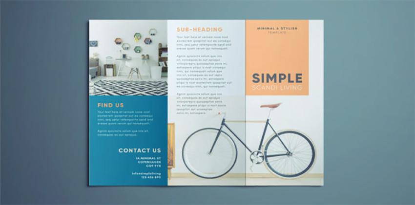 Simple Brochure Flyer Template