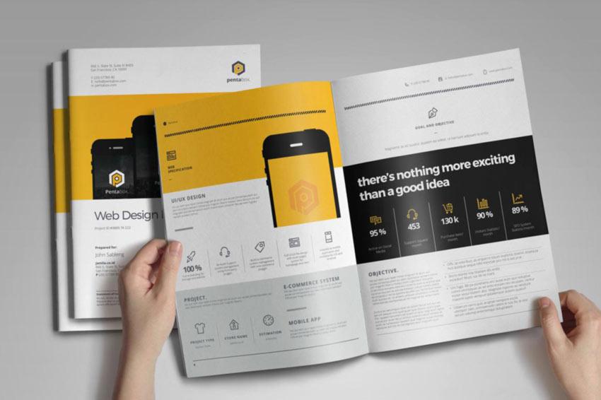 Free Business Marketing Proposal Template