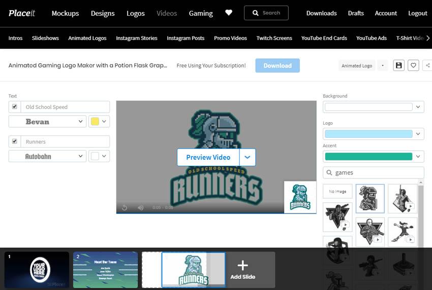 logo klan yang bagus