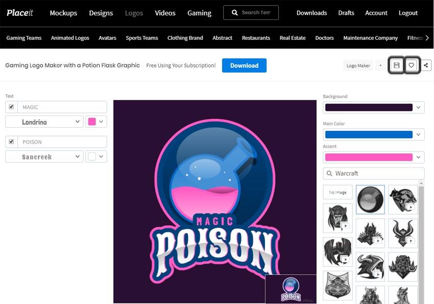 Pembuat Logo Online