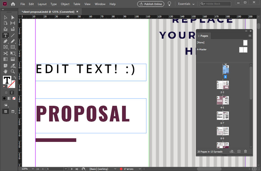 35 Best Free Premium Business Proposal Templates Download Word Indesign