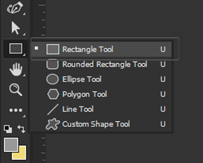 Shape Tools gift certificate template