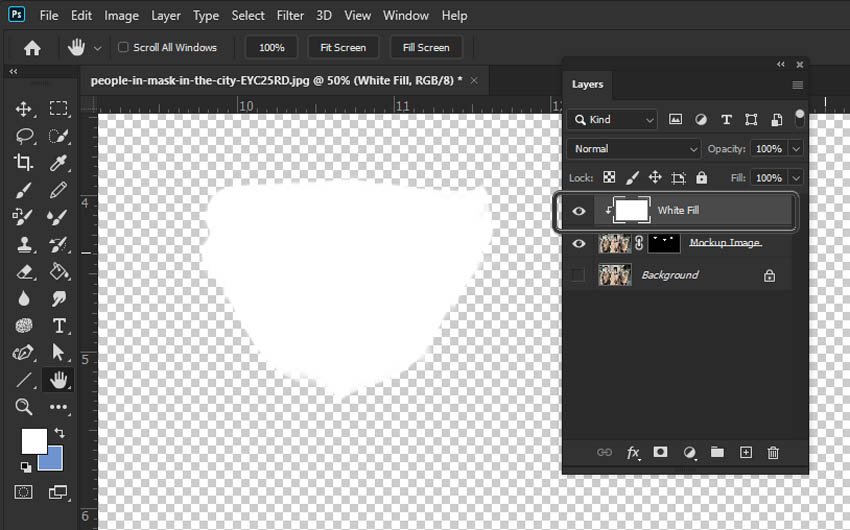 clipping mask photoshop