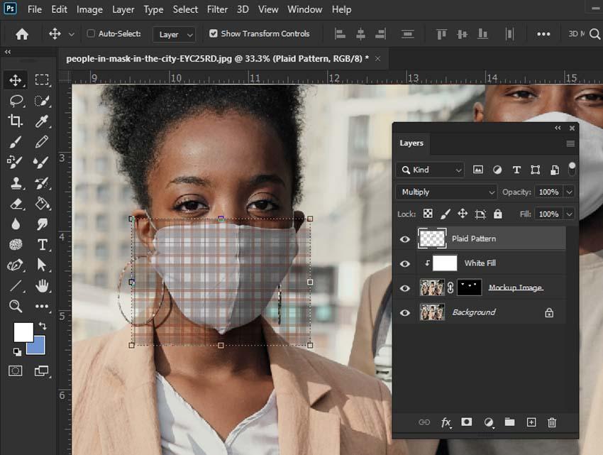 photoshop resize image