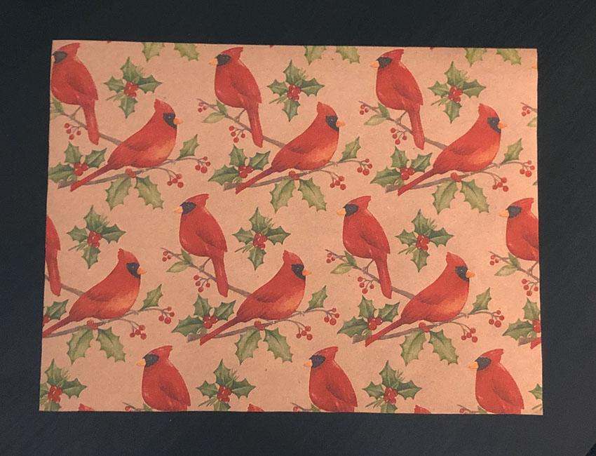 christmas cracker paper