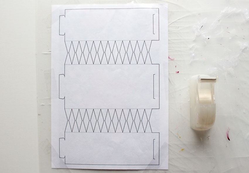 christmas crackers pattern