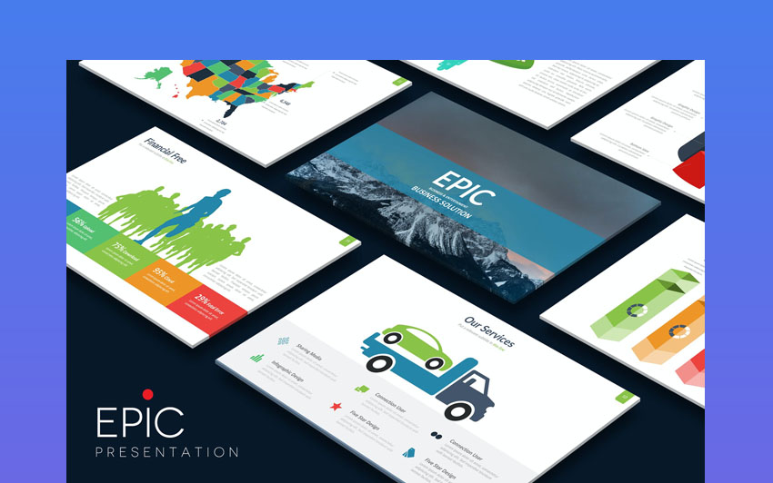 EPIC Powerpoint Template