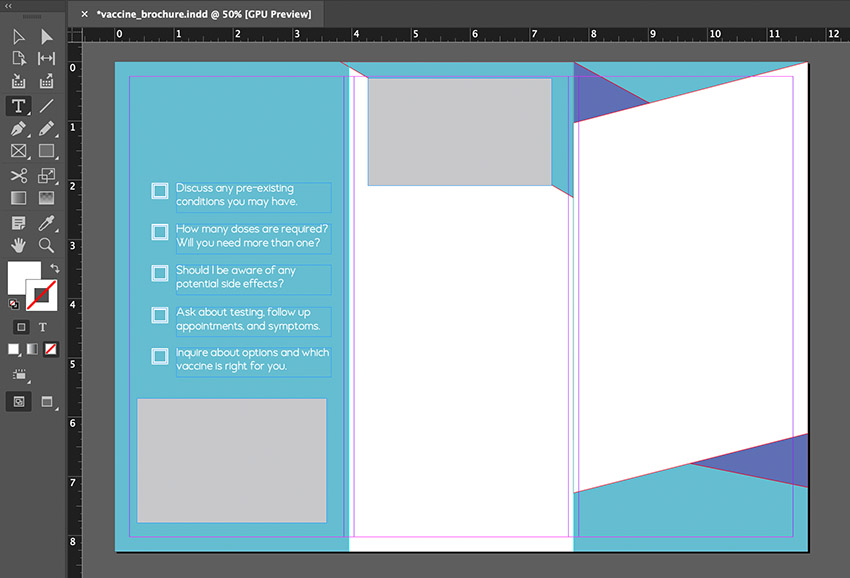 indesign copy and paste