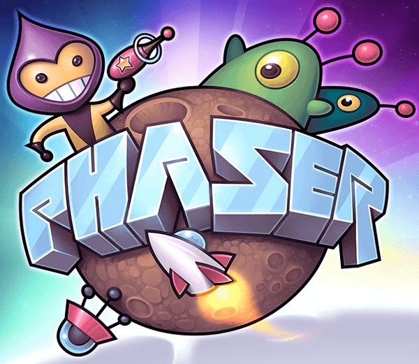 Phaser logo
