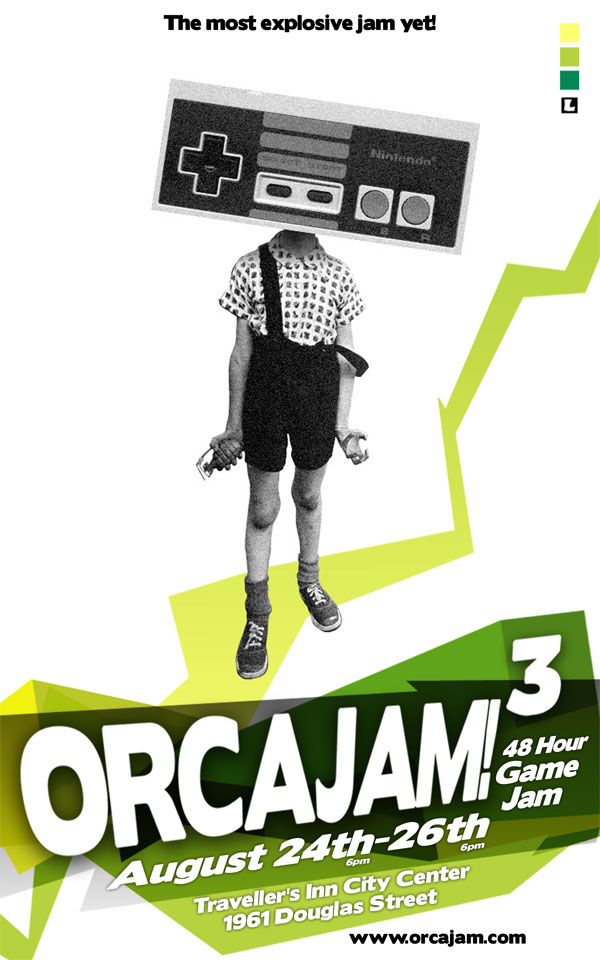 Orcajam Poster
