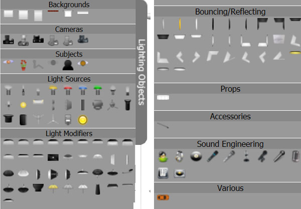 5 tools to create and share studio lighting diagrams the oldc has a complete set of lighting systems to use in your diagrams and also ccuart Image collections