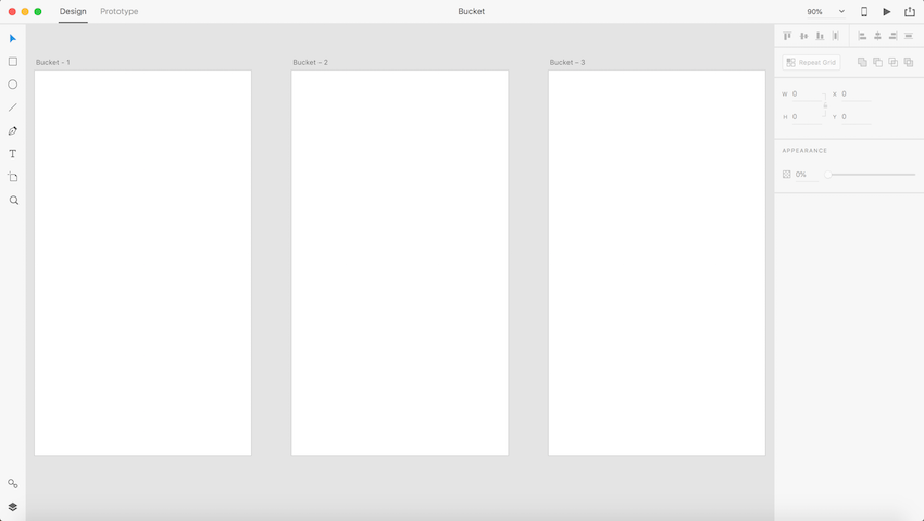 Your First Wireframe With Adobe XD