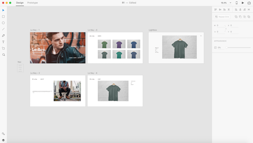 Your First eCommerce Website Prototype With Adobe XD
