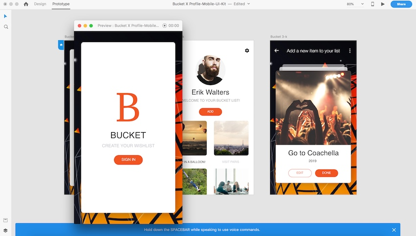 How to Prototype and Share Your First Mobile App With Adobe XD