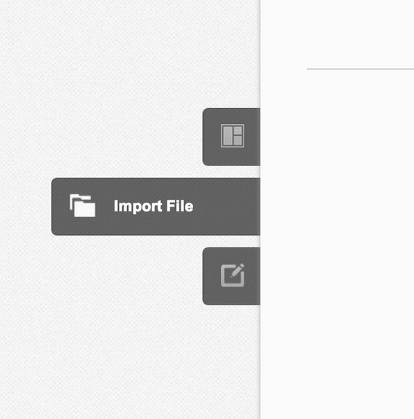 Importing a Microsoft file to Zoho Creator