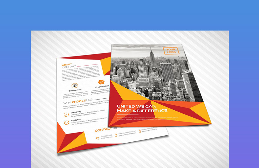 Corporate Flyer Designs
