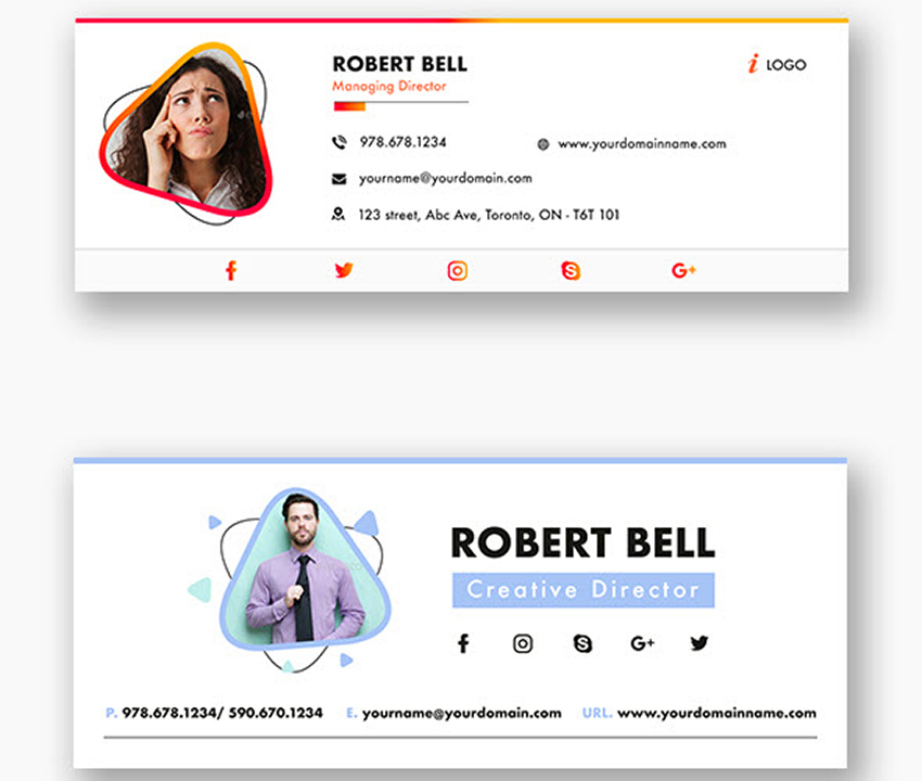 9 Professional Email Signature Tipswith Best Template Examples