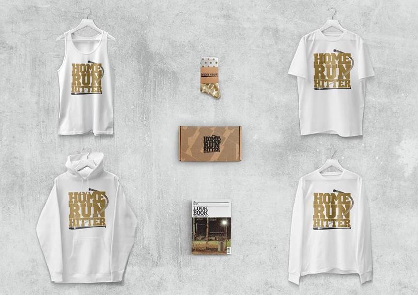 Tank T-shirt Long Sleeve Hoodie Mockup