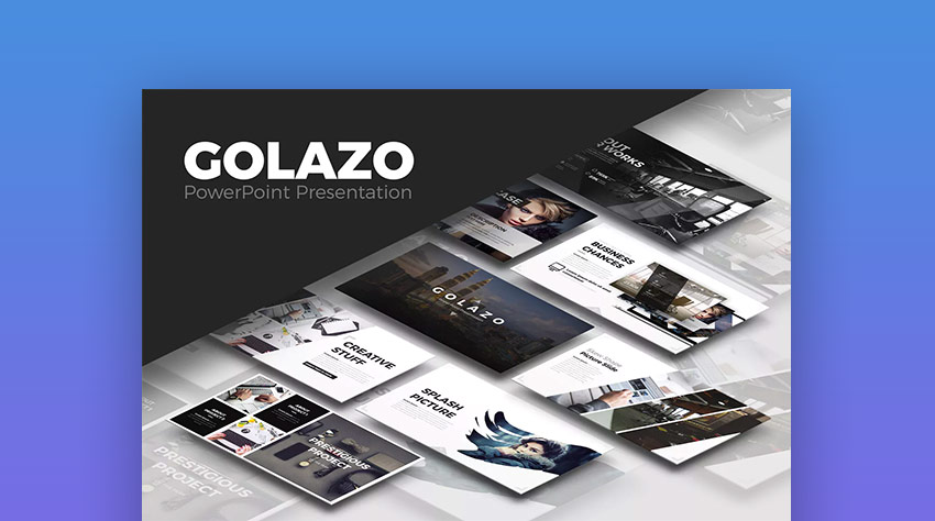 Golazo - PowerPoint PPT Presentation Theme Design