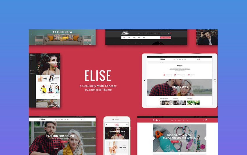 25 Best Shopify Themes With Responsive (Mobile-Ready) Designs for 2019
