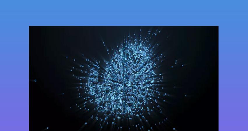 Digital  After Effect Animation Logo