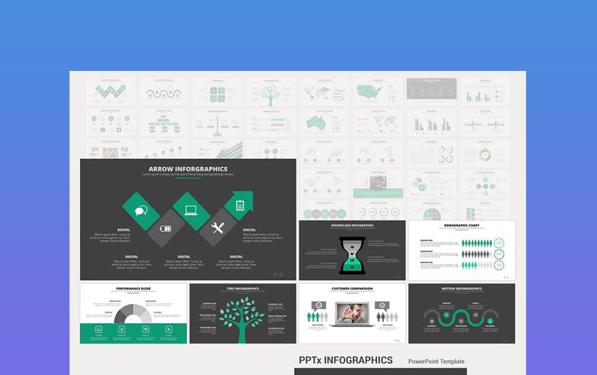 How to Make Infographics in PowerPoint Using Infographic
