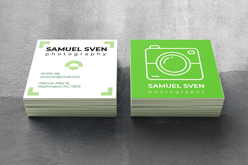 Business Cards for Professionals on Envato Elements