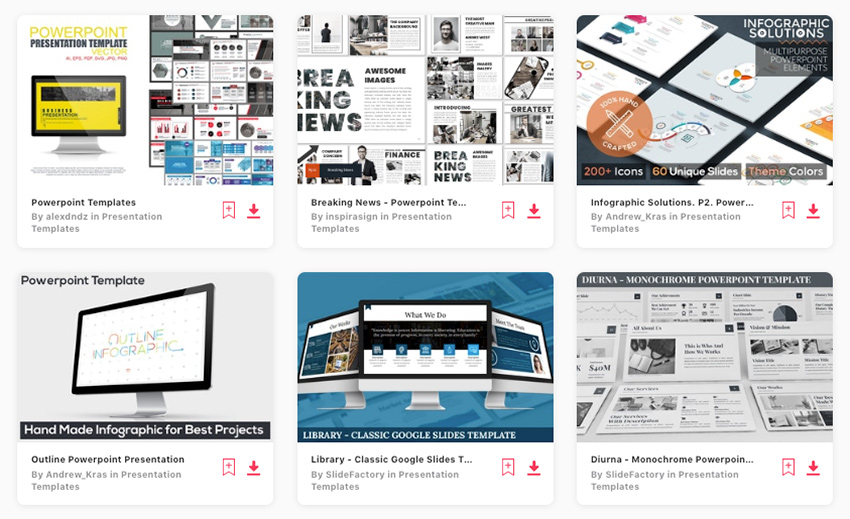 20 Best Free News Newspaper Powerpoint Templates Ppt Slides For