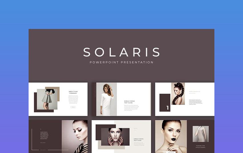 Solaris PowerPoint Presentation