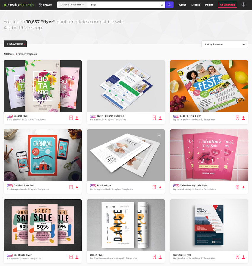 Choose from thousands of top Photoshop flyer templates from Envato Elements