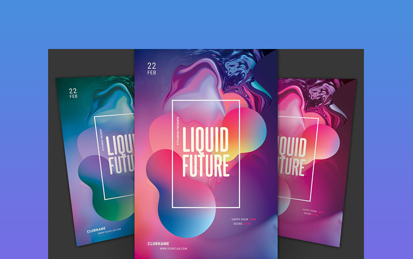 Liquid Future Flyer