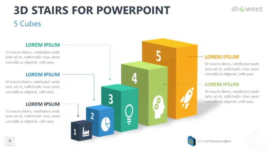 3D printing PowerPoint templates free download