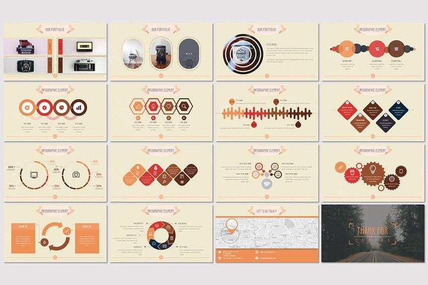 Vintage - PowerPoint Presentation Template