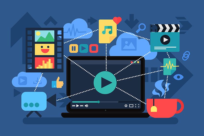 Multimedia Production Concept