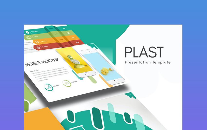 PLAST - Multimedia PowerPoint Template