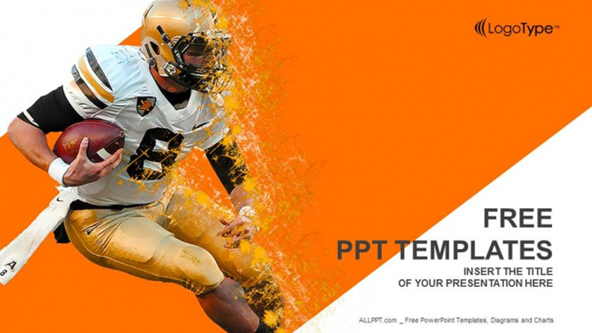 Player - American Football PPT Presentation Free Download
