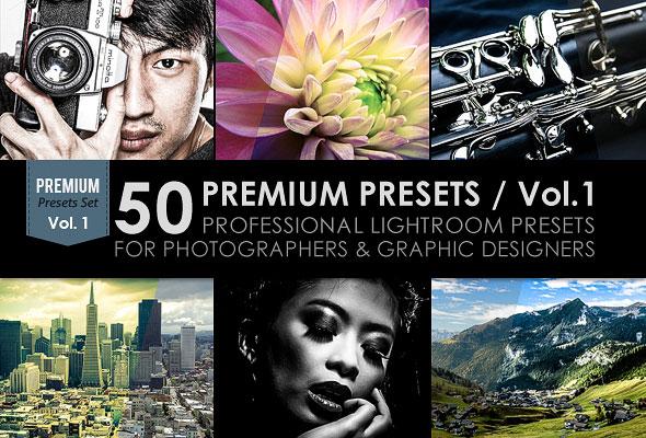 50 Premium Presets Vol 1