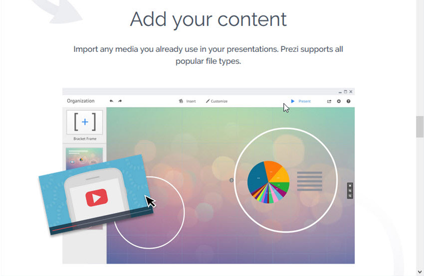 How to make a better presentation without powerpoint top for Powerpoint templates like prezi