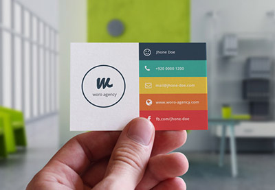 7 tips on what information to put on your business card reheart