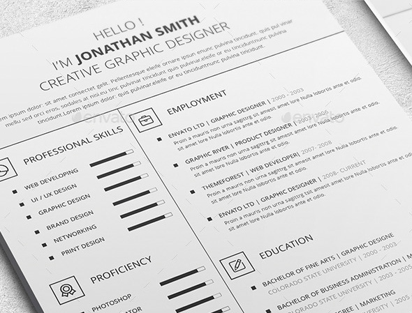 How to write a functional or skills based resume with examples one page resume template wajeb Gallery