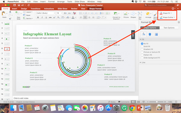how do you make a business plan powerpoint presentation?, Modern powerpoint