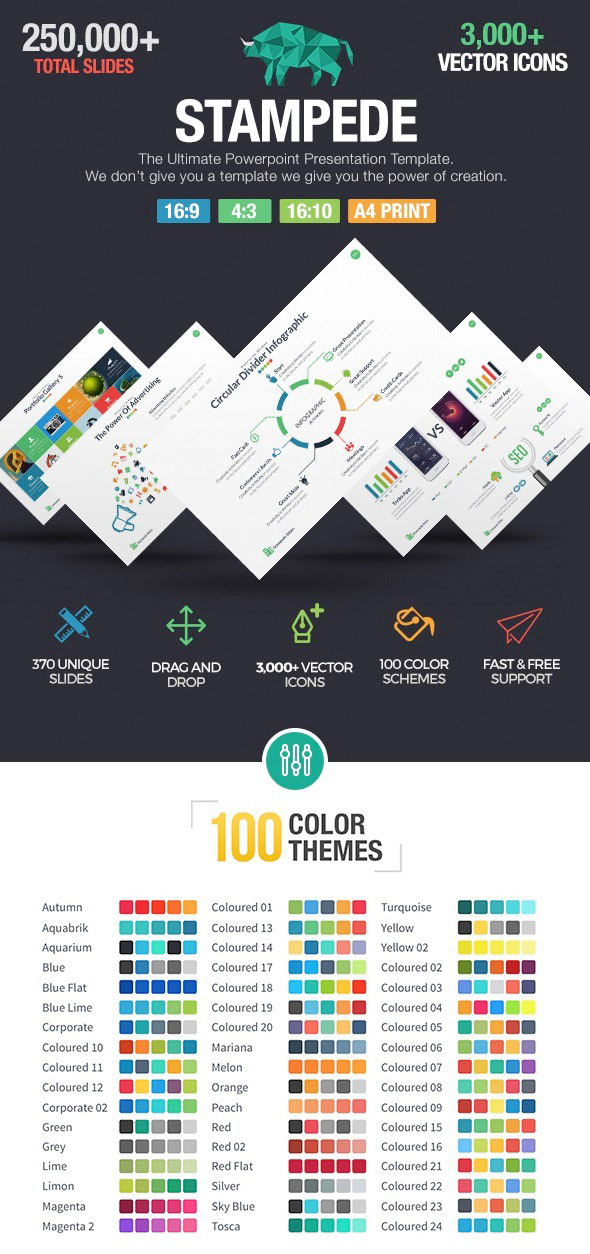 infographic powerpoint