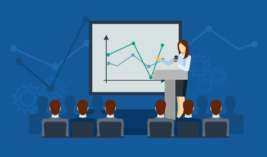 PowerPoint presentation for business