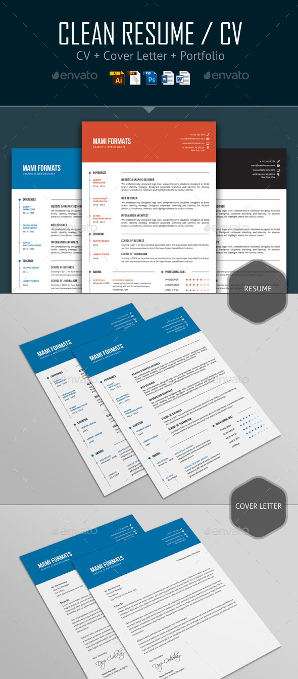 how to structure your resume clean resume structure template