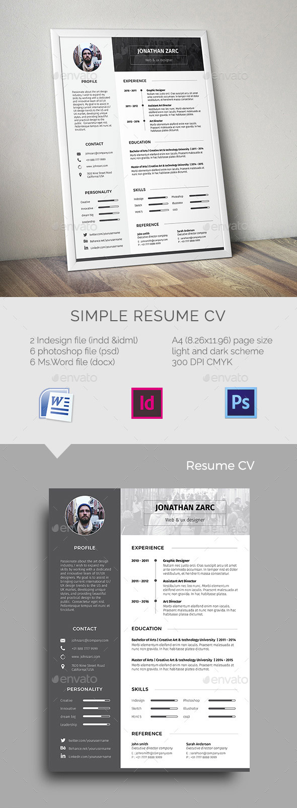 how to structure your resume